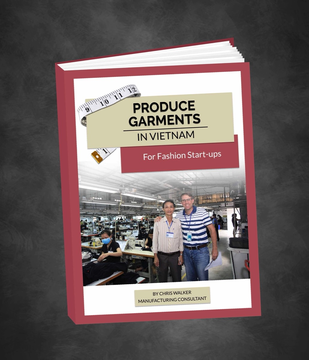 Listen to audio book about garment production